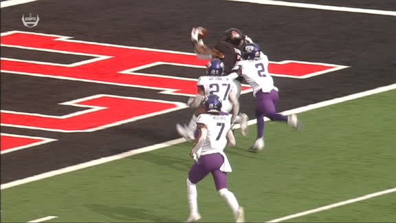 Turner hauls in beautiful TD pass for Texas Tech