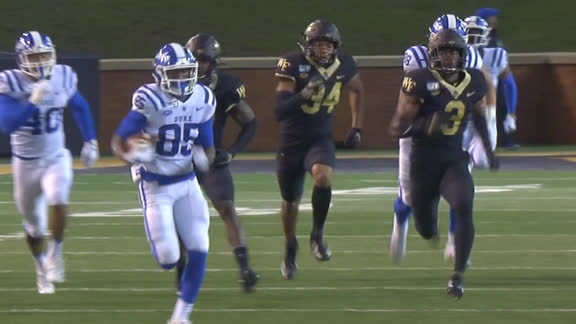 Duke's Philyaw-Johnson returns another kickoff for TD