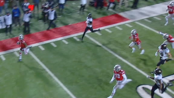 Simpkins returns punt 66 yards for Utah TD