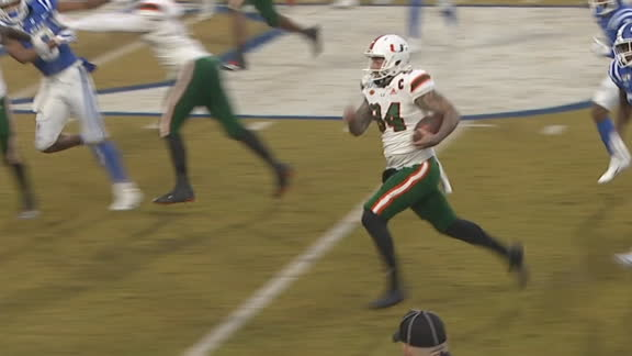 Miami fools Duke with fake punt