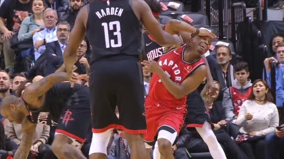 Lowry's impeccable acting job draws foul