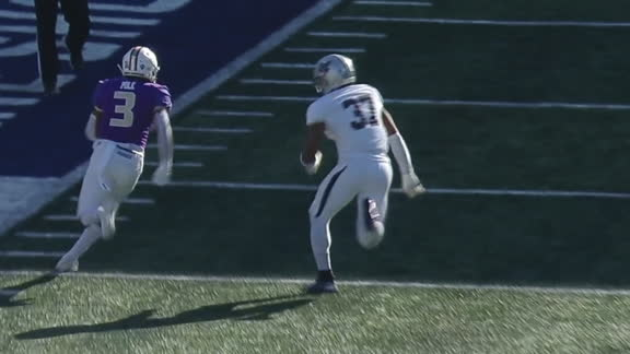 JMU gets on the board with a 49-yard TD