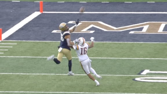 McCutcheon reels in one-handed catch for TD