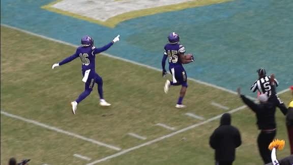 Alcorn State returns kickoff for 89-yard TD