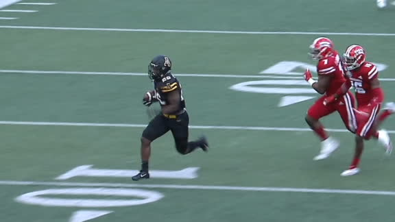 Williams takes it home for 29-yard TD
