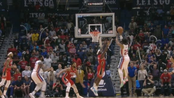 D-Rose drains game-winner at the buzzer