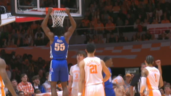 Achiuwa gets the and-1 dunk