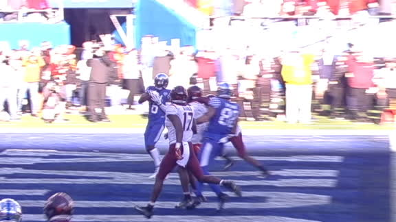 Bowden finds Ali to put UK on top with 15 seconds left
