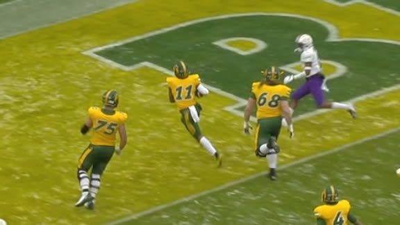 NDSU's Sproles scores 38-yard TD on double-reverse