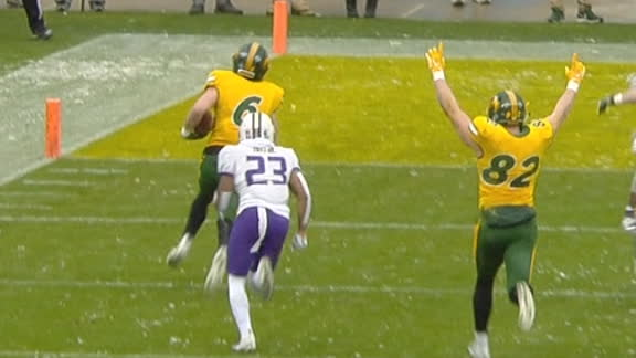 NDSU's fake FG turns into a 20-yard TD