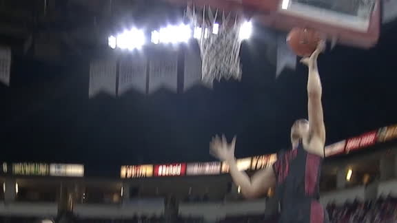 SDSU's Flynn converts steal to lay-in