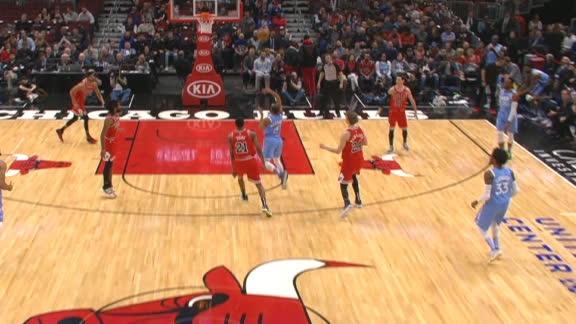 McLaughlin hits buzzer-beating 3