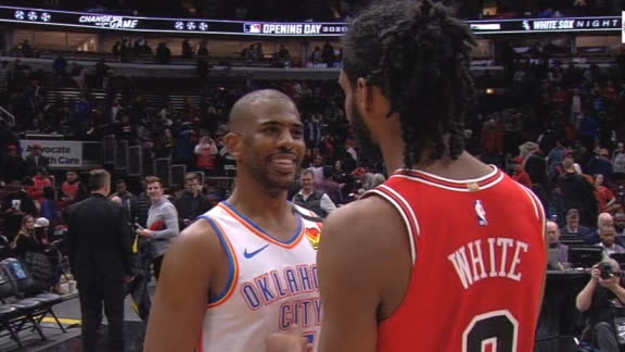 CP3, White embrace after nail-biting finish