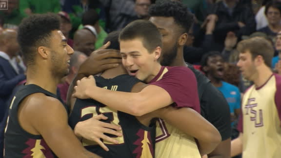 FSU pulls off remarkable victory in final seconds vs. Notre Dame