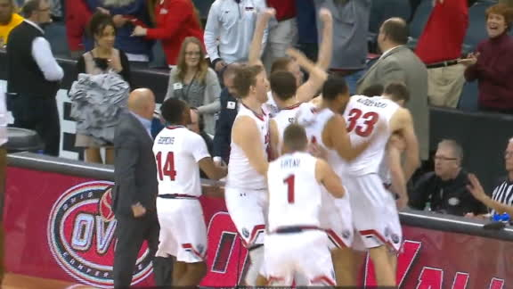 Belmont stops Murray State, punches ticket to the dance