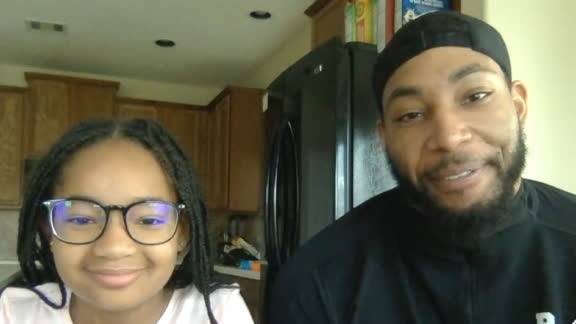 Leah Still celebrates five year anniversary of being cancer free