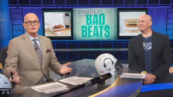 SVP gives Bad Beats leftovers from the 2019 college basketball season