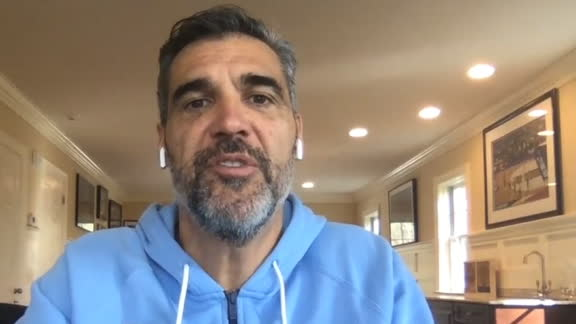 Jay Wright puts the role of sports in perspective
