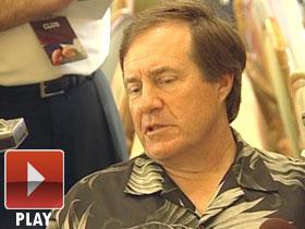 Bill Belichick on Spygate scandal.