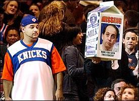 Knick fans