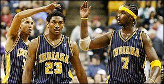 ESPN.com - NBA - 2004 NBA East playoffs: Pacers (1) vs. Celtics (8)