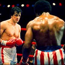 Rocky Balboa, Apollo Creed