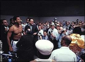 Will Smith as Ali