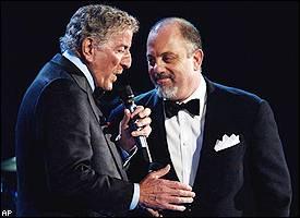 Tony Bennett and Billy Joel