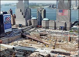 Ground Zero Sept. 10, 2002