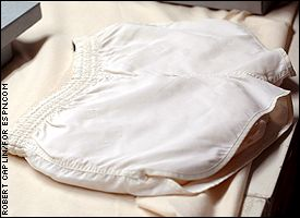 Pele's shorts
