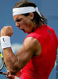 Nadal Could Be Only One To Compete With Federer