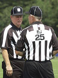 Fashion Statement Nfl Refs To Sport New Uniforms