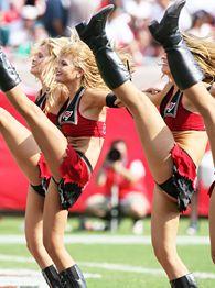 Tampa Bay Cheerleaders