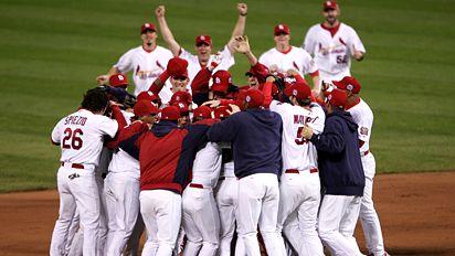 ESPN.com - MLB - St. Louis Cardinals vs. Detroit Tigers