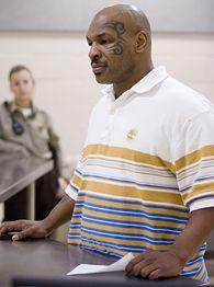 Police: Tyson admitted drug problem during arrest