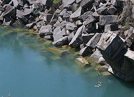 Breaking Away quarry