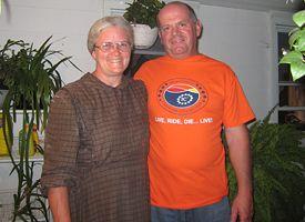 Paul and Arlene Landis