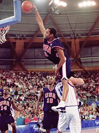 Vince Carter and Frederic Weis
