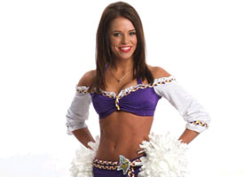 Ashley (Vikings cheerleader)