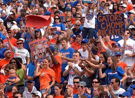 Florida fans