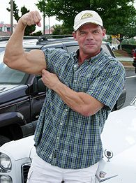 Lex Luger S Confessions Of A Drug Abuse Survivor