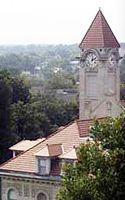 Indiana University tower