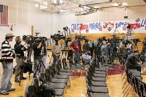Terrelle Pryor press conference