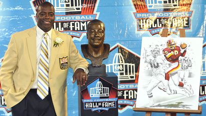 Darrell Green Hall of Fame