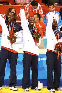 Dwight Howard, Kobe Bryant, Dwyane Wade
