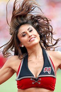 Tampa Bay Cheerleader