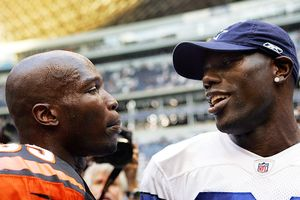 Terrell Owens and Chad Johnson