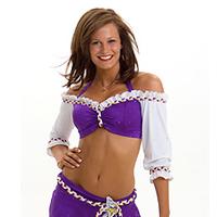 Viking Cheerleader Jenna