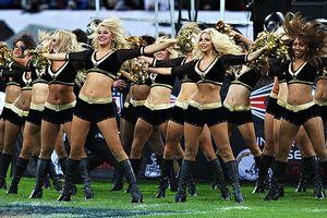 Saints Cheerleaders