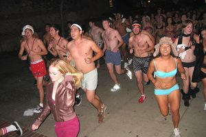 UCLA Undie Run